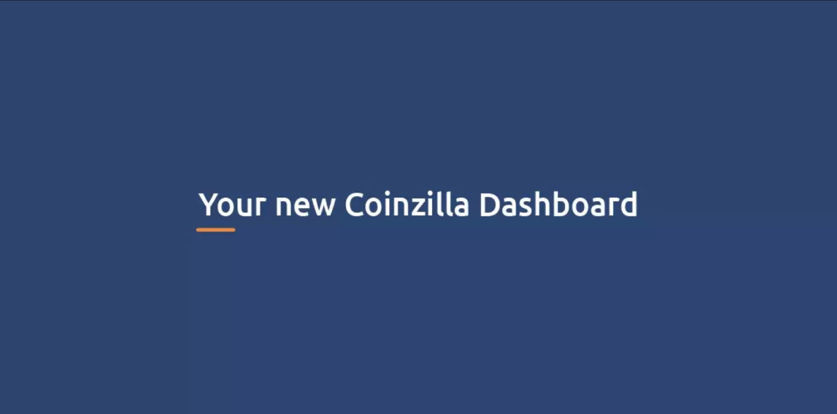 Discover your New Dashboard