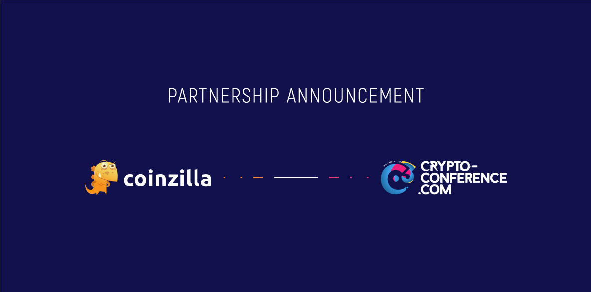 Partnership Announcement – C³ Crypto Conference