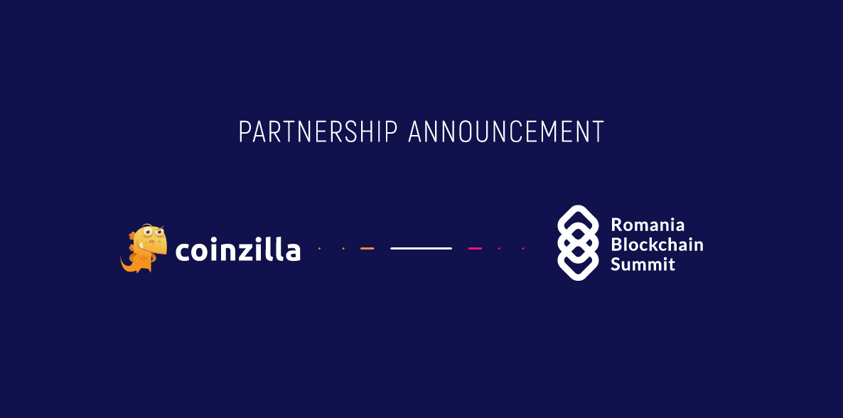 Partnership Announcement – Romania Blockchain Summit