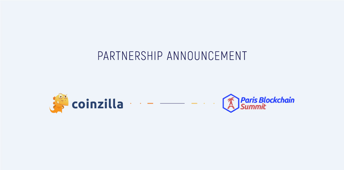 Partnership Announcement – Paris Blockchain Summit