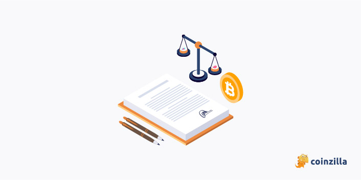 regulations of cryptocurrencies