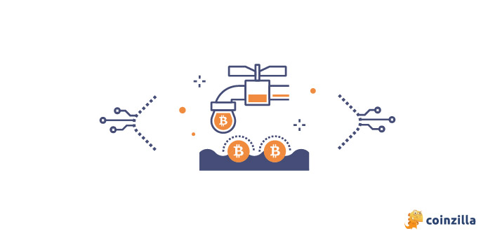 Earn from cryptocurrency faucets