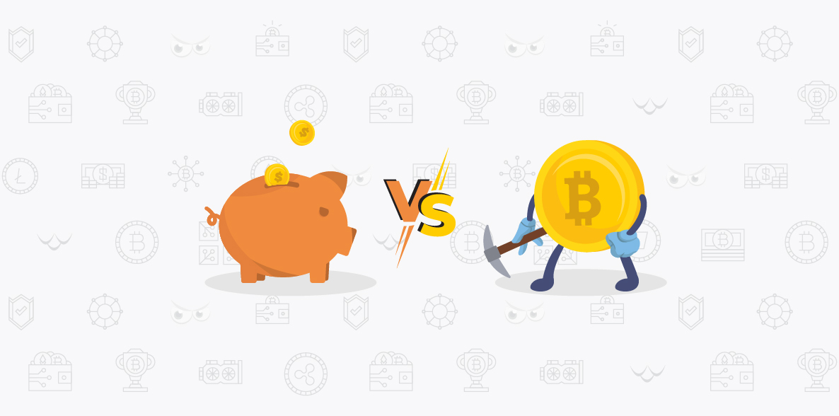 Fiat vs Crypto. What is the difference?