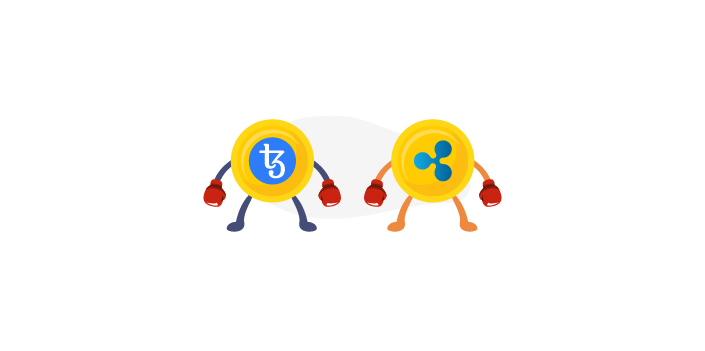 Tezos vs Ripple