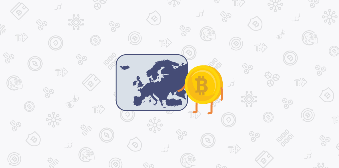 An Overview of Europe's Cryptocurrency Market