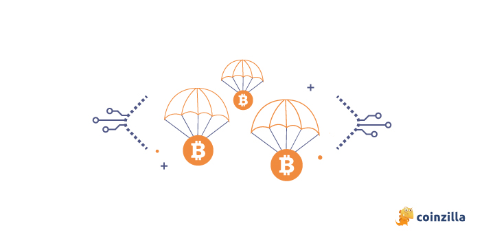 earn coins from crypto airdrops