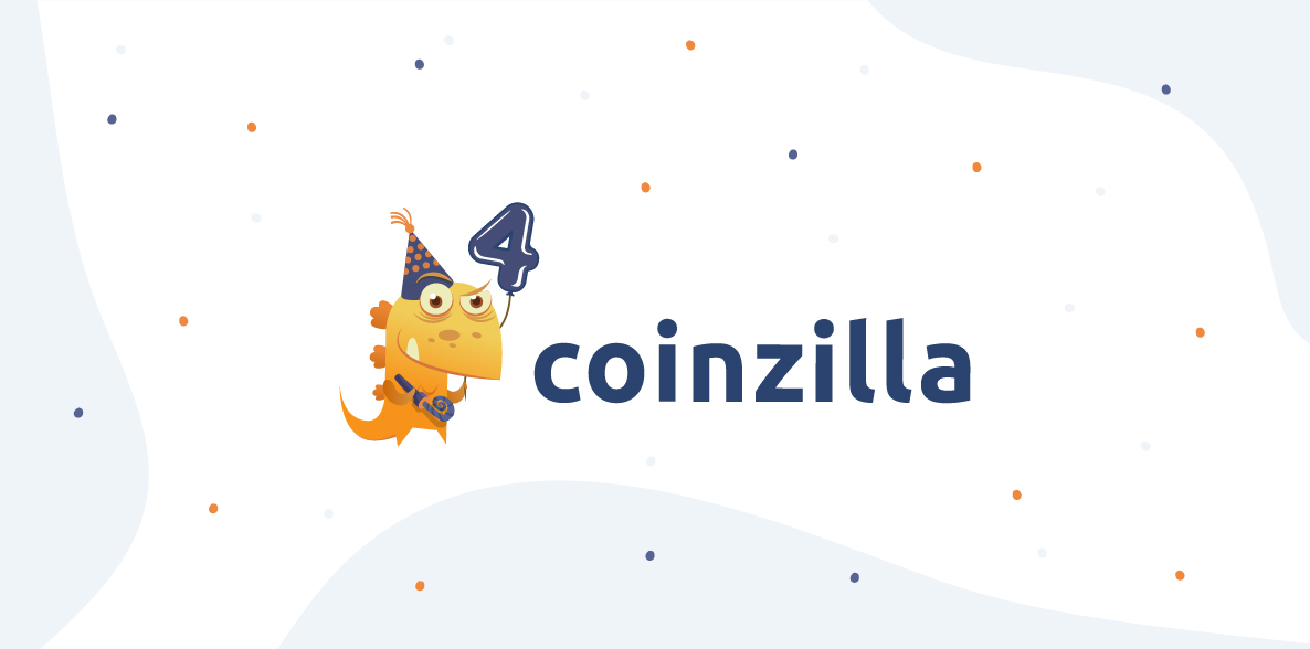 Coinzilla Turns 4 Breaking Through 2020