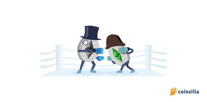 The Problems with Ethereum Classic vs the Problems with Ethereum