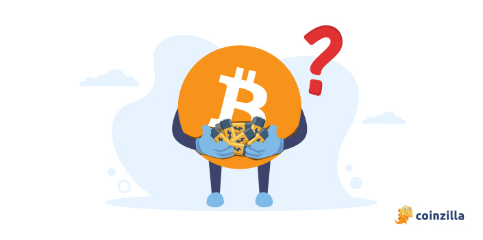 Why Bitcoin consume a lot of energy