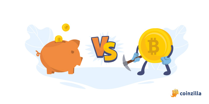 Bitcoin's Relation to Fiat Currency
